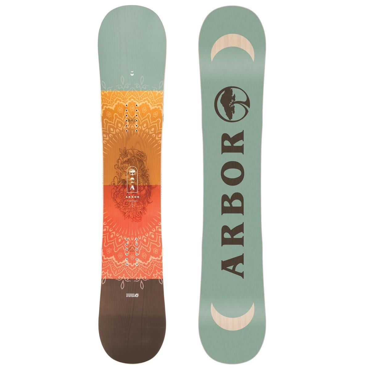 Унисекс или женский сноуборд