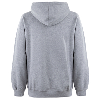 POLAR DEFAULT HOODIE HEATHER GREY