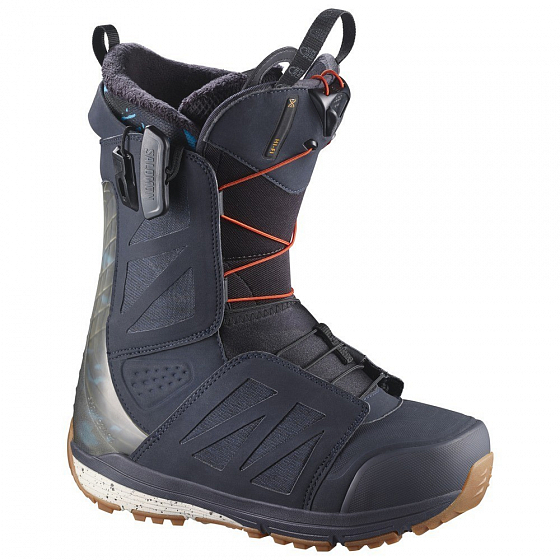 Ботинки для сноуборда SALOMON HI-FI WIDE FW18 от Salomon в интернет магазине www.traektoria.ru - 1 фото