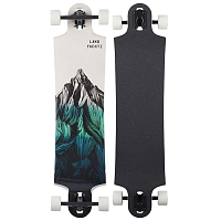 Landyachtz SWITCHBLADE MOUNTAIN FADE COMPLETE BLUE