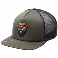 Element EA TRUCKER CAP Olive Drab