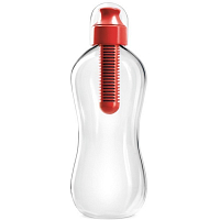Bobble 18 OZ Bobble Red w/Hanger