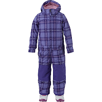 Burton GIRLS MS ILUSN O PC INKY-DINKY PLAID