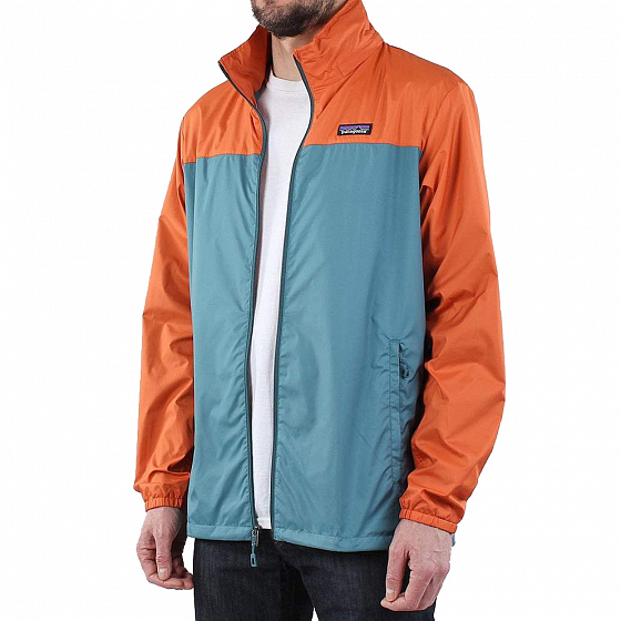 Ветровка PATAGONIA M'S LIGHT & VARIABLE JKT SS19 от PATAGONIA в интернет магазине www.traektoria.ru - 2 фото