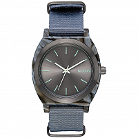 Nixon Time Teller Acetate Gray/Gunmetal