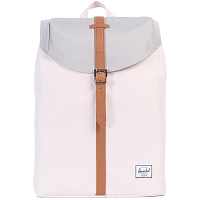 Herschel POST MID-VOLUME Cloud Pink/Ash/Tan Synthetic Leather