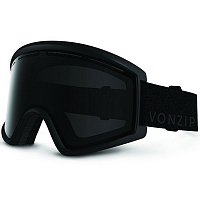 VonZipper CLEAVER BLACK SATIN / BLACKOUT