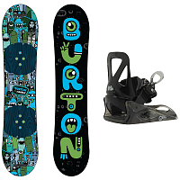 Burton K ALL-MOUNTAIN HALF PACKAGE 3 0