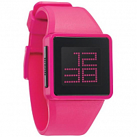 Nixon Newton Digital PINK