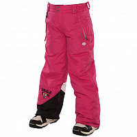 686 GIRLS SNAGGLE SISTER INS PANT RASPBERRY