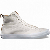 Vans SK8-HI DECON CA (Premium Leather) winter white