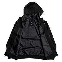 DC ELLIS JACKET LI B JCKT BLACK