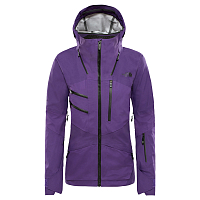 The North Face W FUSE BRIG JKT TLLNDS PRPL (7AF)