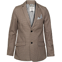 Volcom DAPER STONE SUIT JACKET HOUNDSTOOTH