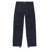 CARHARTT REGULAR CARGO PANT DARK NAVY (RINSED)