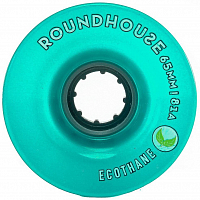 Carver ROUNDHOUSE ECOTHANE MAG WHEEL ASSORTED