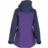 FACTION TINSLEY JACKET Midnight Blue / Violet