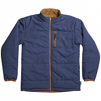 Airblaster DOUBLE PUFF JACKET PUDDLE NAVY