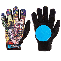 Landyachtz COMIC SLIDE GLOVE SET ASSORTED
