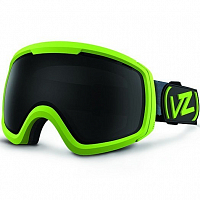VonZipper FEENOM NLS Flash Lime Matte / Black Chrome