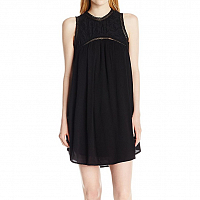 Volcom SUNSET PATH DRESS BLACK