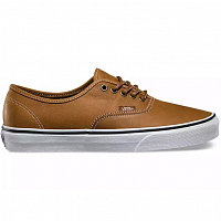 Vans Authentic (Leather) brown/guate