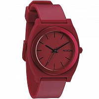 Nixon Time Teller P DARK RED ANO