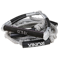 Ronix PU SYNTHETIC BUNGEE SURF ROPE SILVER