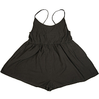 Billabong ROADIE ROMPER OFF BLACK