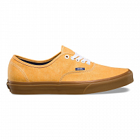 Vans Authentic (Washed Canvas) citrus/gum