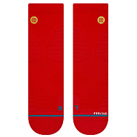 Stance GAMEDAY PRO QTR RED