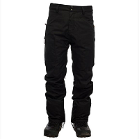SESSIONS AGENT PANT BLACK