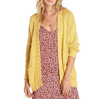 Billabong LUNA DAY CARDI GOLD DUST