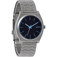 Nixon Time Teller GUNMETAL/BLUE CRYSTAL