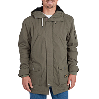 Billabong STAFFORD PARKA LT MILITARY