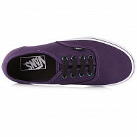 Vans Authentic (Iridescent Eyelets) blackberry/true white