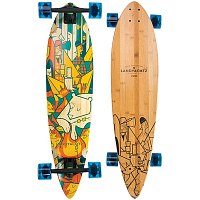 Landyachtz BAMBOO CHIEF CAMPING COMPLETE one size
