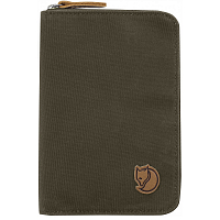 Fjallraven PASSPORT WALLET DARK OLIVE