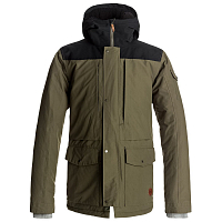 Quiksilver CANYON JACKET M JCKT GRAPE LEAF