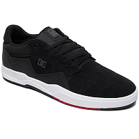 DC BARKSDALE M SHOE Black/Grey