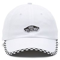 Vans CHECK IT HAT WHITE CHECKERBOARD