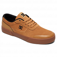 DC SWITCH PLUS S M SHOE BROWN/GUM