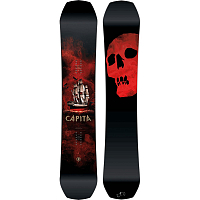 Capita The Black Snowboard of Death 165