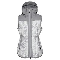 686 WMNS AUTHENTIC HILLSIDE VEST wht