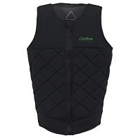 FOLLOW S.P.R CE IMPACT MENS VEST BLACK
