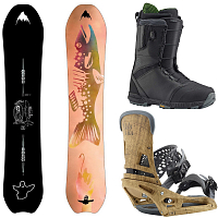 Burton M FREERIDE PACKAGE 5 0