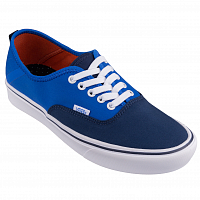 Vans UA COMFYCUSH AUTHENTIC SF (2 TONE) DRESS BLUES/LAPIS BLUE