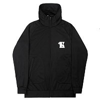 EQUIPMENT TRAINING JACKET Б BLACK