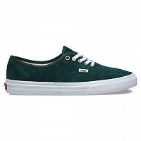 Vans UA AUTHENTIC (PIG SUEDE) DARKEST SPRUCE/TRUE WHITE