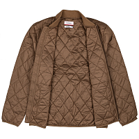 Nixon WORK PUFFY JACKET DARK TAUPE